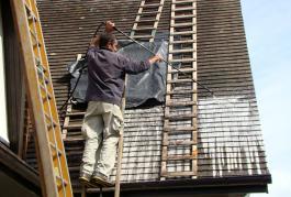 Prix des travaux de toiture charpente et fa ade qui de vous ou un pro for Budget toiture