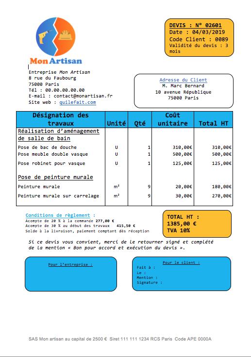 prix rénovation salle de bain L'Isle-sur-la-Sorgue